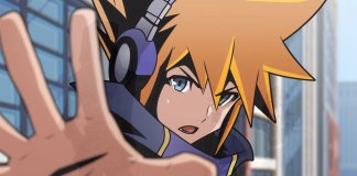 The World Ends With You The Animation 3rd screenshot