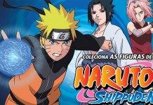 coleção de Naruto Shippuden em Portugal (3)