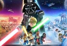 Lego Star Wars The Skywalker Saga visual