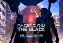 Pacific Rim The Black 2 anuncio