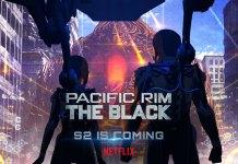 Pacific Rim The Black 2 anuncio