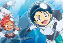 Anunciado segundo filme anime de Kagaku Manga Survival