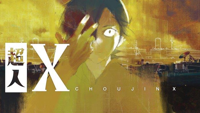 Autor de Tokyo Ghoul acaba de publicar o seu novo mangá, Choujin X