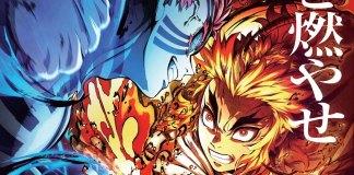Filme anime de Kimetsu no Yaiba em junho nos cinemas portugueses
