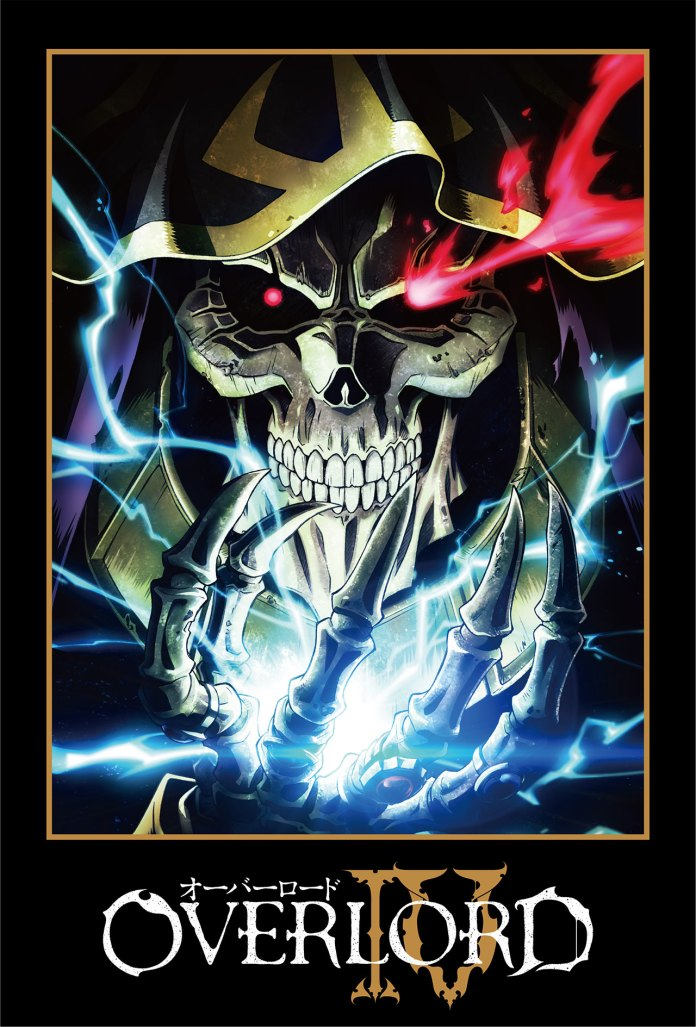 Overlord 4 1st visual
