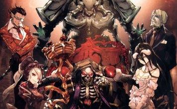 Overlord vai ter 4ª temporada e filme anime