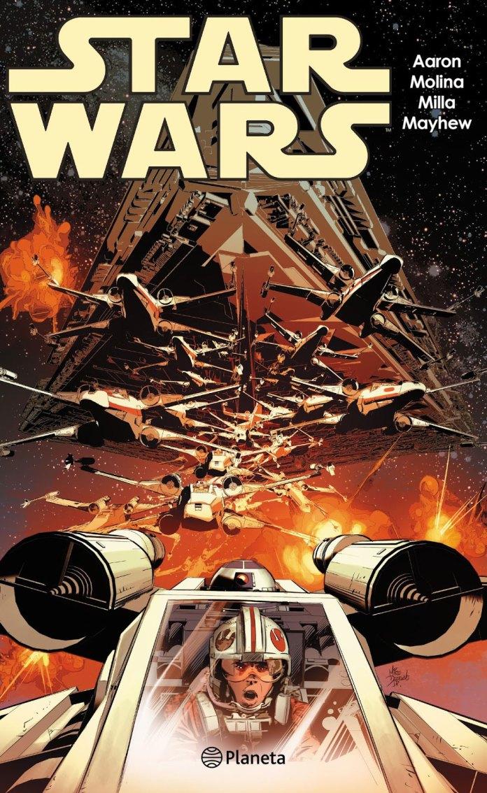 Star Wars - O Último Voo de Harbinger capa