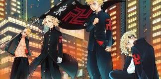 Tokyo Revengers está a ser transmitido censurado no ocidente