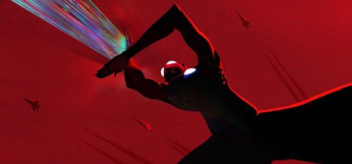 novo filme anime 3DCG de Ultraman