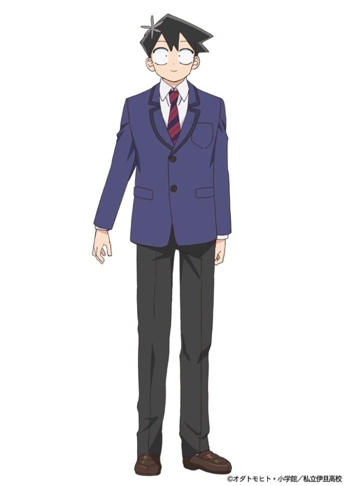 Gakuto Kajiwara(Asta en Black Clover) como Hitohito Tadano.