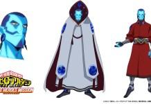 Kazuya Nakai vai ser o vilão do 3º filme anime de My Hero Academia