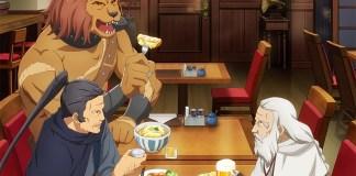 Imagem promocional de Isekai Shokudou 2