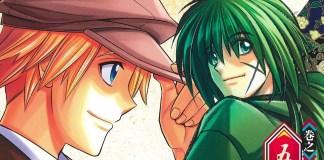 Mangá Rurouni Kenshin: Hokkaido Arc vai parar dois meses