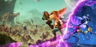 Ratchet & Clank: Uma Dimensão À Parte - visual