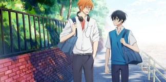 Anime de Sasaki and Miyano vai estrear em 2022