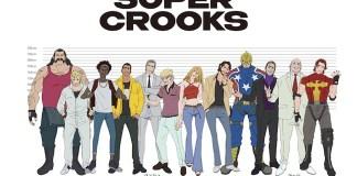 Super Crooks vai ser dirigido por Motonobu Hori (Carole & Tuesday)