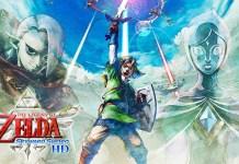 Trailer português de The Legend of Zelda: Skyward Sword HD