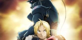 Fullmetal Alchemist com mais de 80 milhões de cópias em todo o mundo