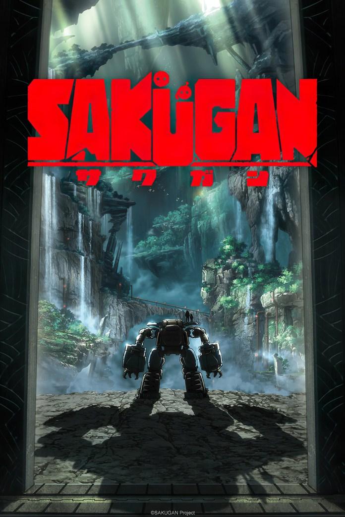 Imagem promocional de Sakugan (Sacks&Guns!!)