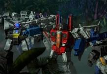 Trailer de Transformers: War For Cybertron: Reino