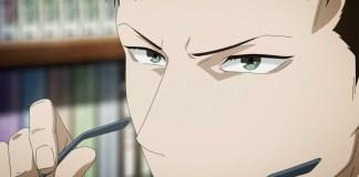 Teaser trailer da série anime The Night Beyond the Tricornered Window