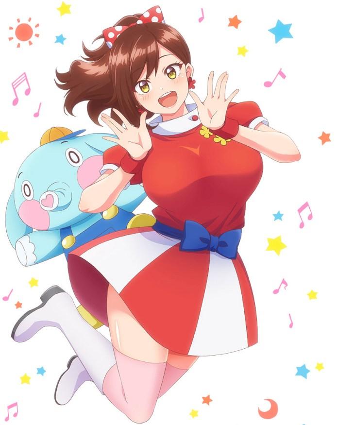 Showtime! anime 1st visual
