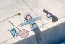 Primeiro trailer do anime de pesca Slow Loop