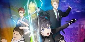 Série anime Tesla Note vai estrear em Outubro 2021