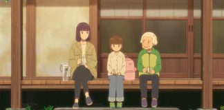 Novo vídeo promocional do filme anime The House of the Lost on the Cape