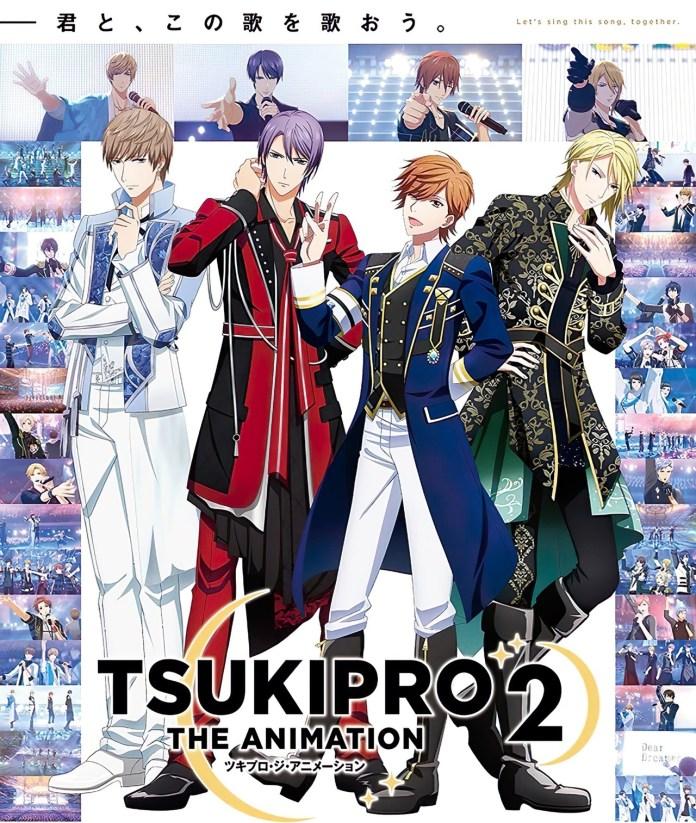 TsukiPro the Animation 2 visual
