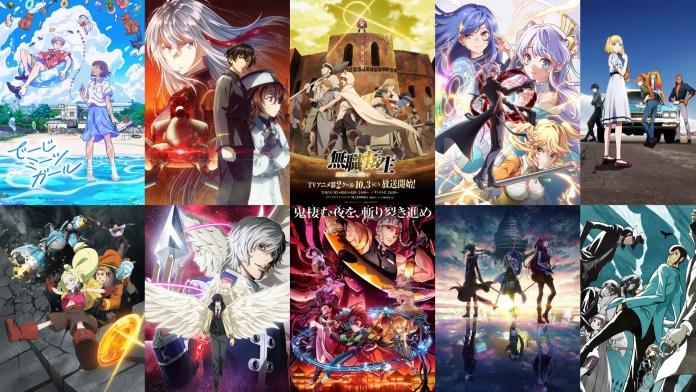 Estreias anime em Outubro 2021