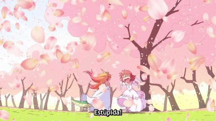 Ainda aproveitaram para revisitar o último episódio de MaruMaru.