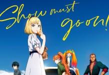 Imagem promocional da série anime takt:op