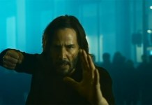Teaser trailers de The Matrix 4 Resurrections