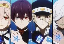 Novo trailer da série anime Visual Prison