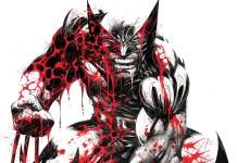Wolverine: Preto, Branco & Sangue pela G. Floy