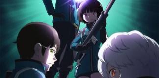 Nova imagem promocional de World Trigger 3