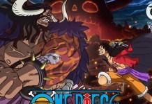 Imagem promocional do episódio 1000 de One Piece