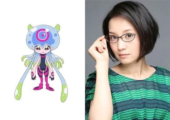 Yu Shimamura como Jellymon