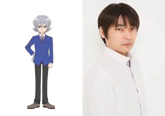 Akira Ishida como Kiyoshirō Higashimitarai