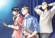 Anunciado filme anime de Blue Giant