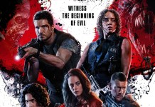 Posters de Resident Evil: Welcome to Racoon City