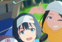 Anunciado Sky Blue Utility, anime sobre golf