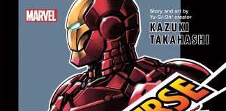 Criador de Yu-Gi-Oh! vai trabalhar em mangá da Marvel