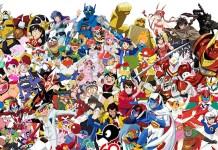Imagem comemorativa do aniversário da Tatsunoko Productions