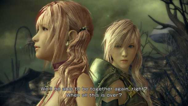 Final Fantasy XIII-2 Review 4