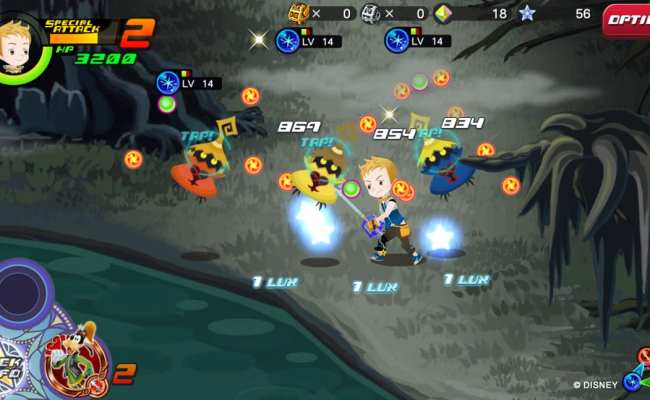 New Kingdom Hearts Adventure Now Available On Mobile