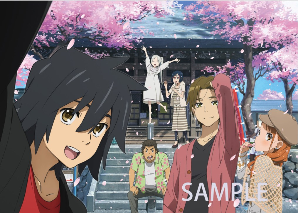 Anohana Film Release Date + New Images pic 4