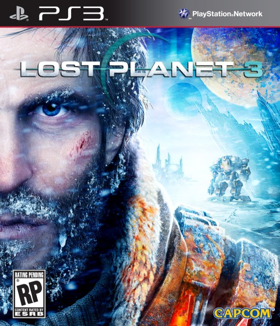 Lost Planet 3 Release Date, Box Art, Trailer and Screenshots PS3 cover