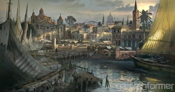 More Assassins Creed IV Black Flag Leaked Screenshots pic 2